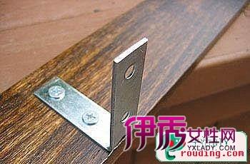创意不错的木头鞋架简单手工做法