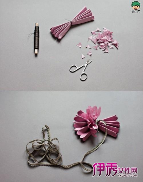 纸花折法_几种纸花的折法13玫瑰默认相册照片燃