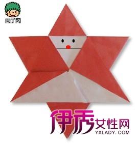 手画六角星纹身教程分享展示