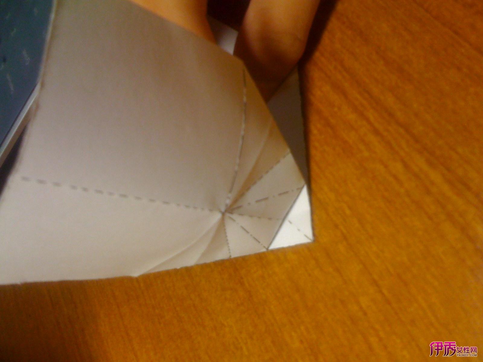教你怎么编千纸鹤,千纸鹤戒指diy图解