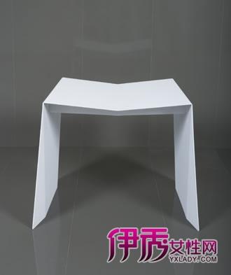 折纸小板凳的折法