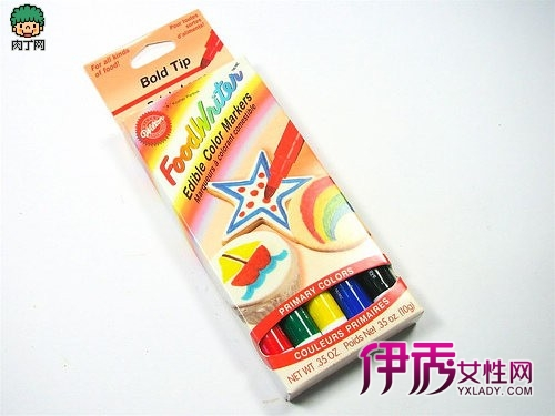 美食diy的彩色的电路板
