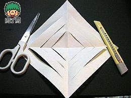 星星的折法,浪漫立体星星折纸详细图解