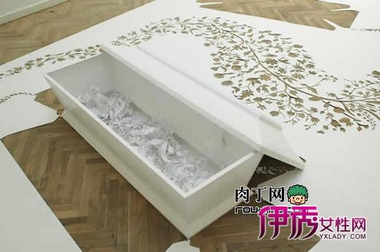 纸雕的图纸艺术_创意DIV_创意-伊秀生活网|yx户型室内小70装修设计老外图片