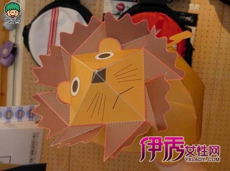 充满童趣的日本纸艺术--动物篇
