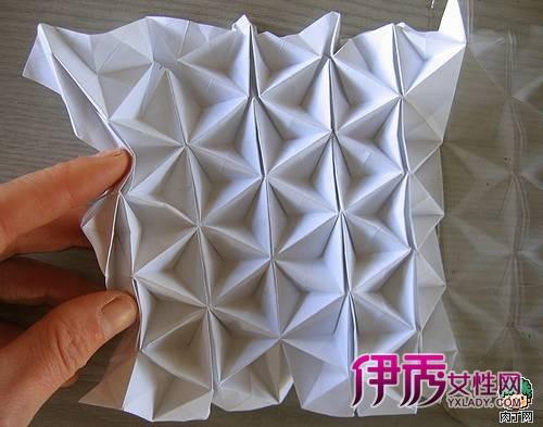立体折纸大全origami tessellations