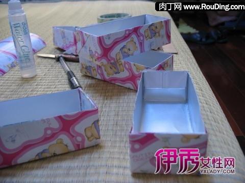 纸壳手工制作车步骤