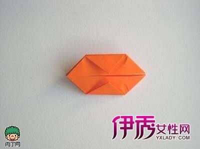 万圣节的南瓜折纸