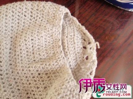 我家鸟巢—手工编织纸巾盒