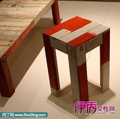 最低碳的废旧木块,木头玩偶制作--一二三木头人_创意