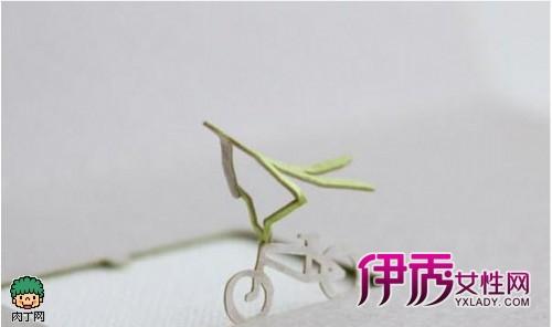 小小的千纸鹤,一个简单的宝塔