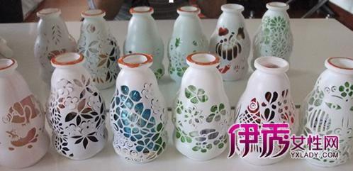 塑料制品的创意手工diy