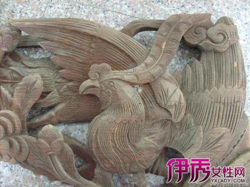 【凤凰木雕】【图】凤凰木雕窗花
