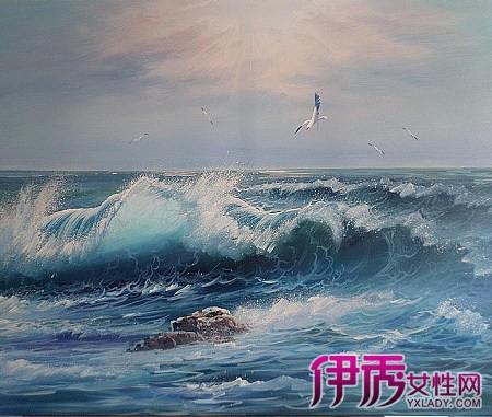 【大海图片手绘】【图】大海图片手绘图片