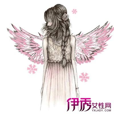 【手绘天使翅膀】【图】手绘天使翅膀欣赏