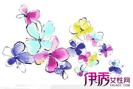 【图】水彩画手绘花卉图汇总 欣赏一组美丽可爱的小花