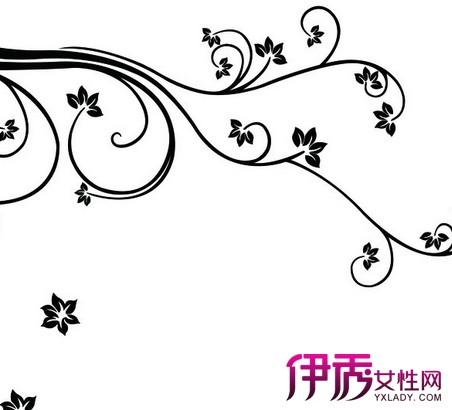 【图】简单的手绘花边图简洁可爱 花边分类起源历史大揭密