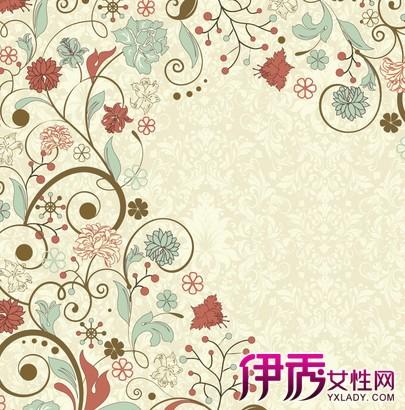 简单的手绘花边图简洁可爱 花边分类起源历史大揭密