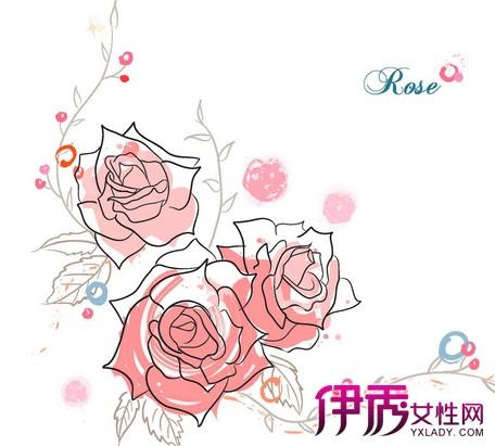 【图】简单的手绘花边图简洁可爱