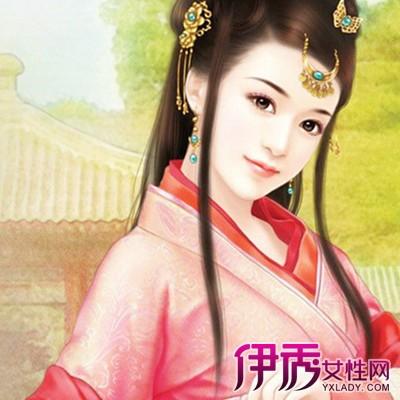 【红衣古装手绘美女】【图】欣赏红衣古装手绘美女