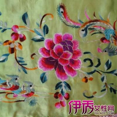 绣是中国优秀的民族传统手工工艺品之一