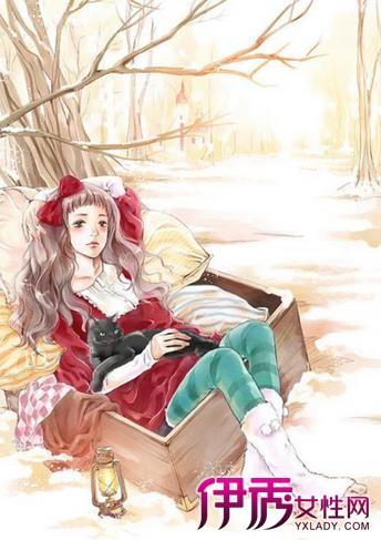 【图】森系少女手绘作品汇总 了解手绘的技巧方法
