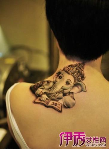 【图】泰国象纹身的含义是什么 大象是泰国的象征