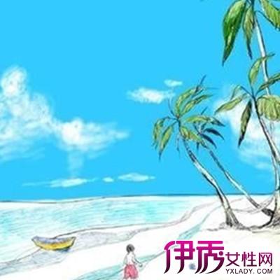 【图】展示手绘海边图片 手绘所涉及的工作环境你了解吗