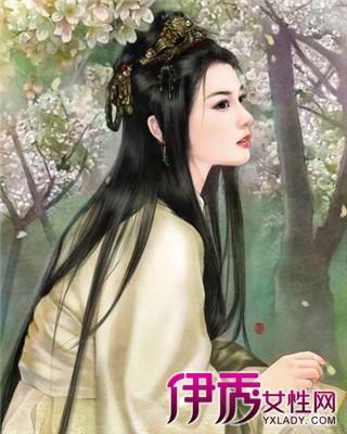 【图】上官婉儿唯美手绘惊艳亮相 各大古风美女手绘图