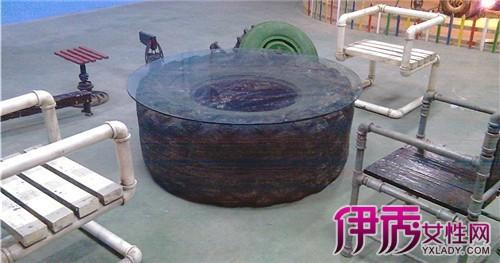 如何轮胎diy茶几 轻松制作创意时尚轮胎茶几