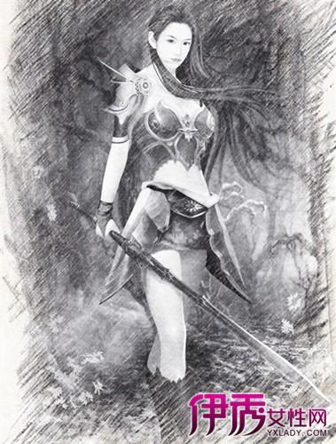 【图】漂亮的手绘古风仙侠美女大全 3个技巧教你轻松画出绝世美女