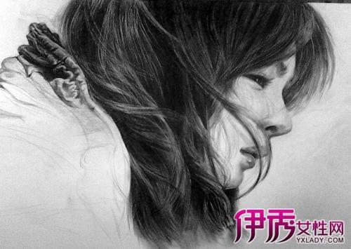 【图】伤感手绘人物图片展示揭秘 如何快速学会手绘基础知识
