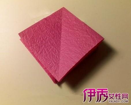 【图】蝴蝶结小花折纸大全图解 小编7步教你折成简单可爱小花