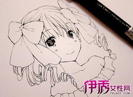 【与】漫画铅笔手绘欣赏 爱画画孩童必不可错过的手绘知识大全