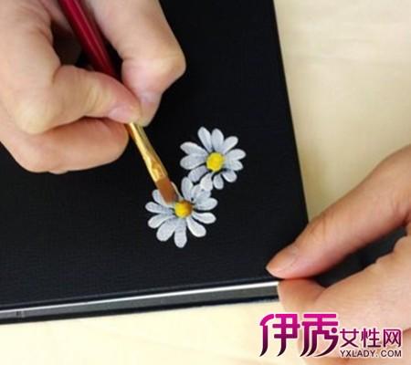 【小雏菊手绘】【图】小雏菊手绘图
