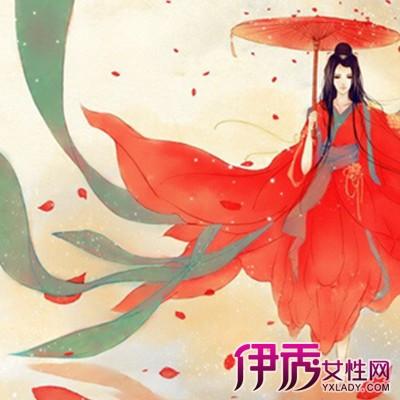 【图】手绘古风插图图片曝光 感受中华传统文化