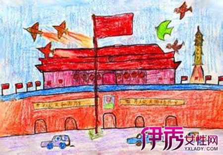 【图】北京天安门绘画作品欣赏 了解绘画的历史及学习方法
