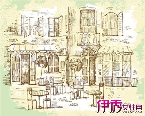 【手绘咖啡馆设计图】【图】手绘咖啡馆设计图