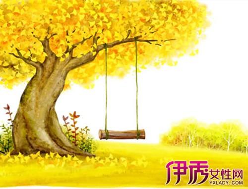 【手绘秋天图片】【图】好看的手绘秋天图片大全