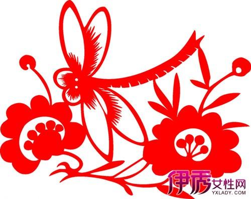 盘点好看的蜻蜓剪纸图片 教你4步剪出精美蜻蜓剪纸