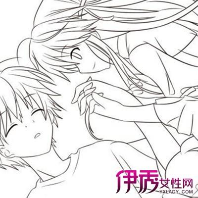 【手绘情侣牵手图】【图】展示手绘情侣牵手图