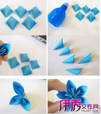 【图】木棉花折纸图解 三图轻松搞定