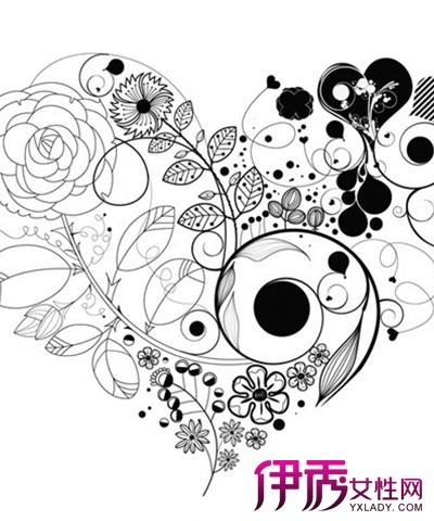 花卉手绘简笔画欣赏 有效使用简笔画的特点和要求是什么