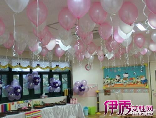 幼儿园气球简单装饰图片大全 5个技巧轻松装饰出温馨幼儿园