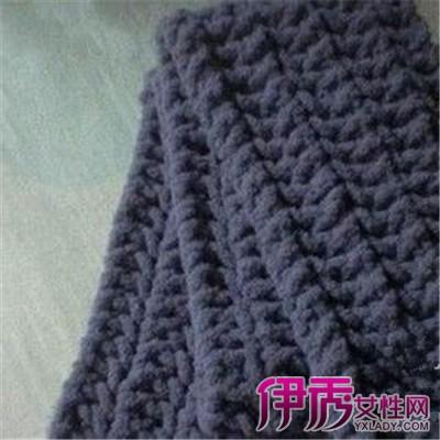 男士围巾织法花样方式 4种织法让你的围巾与众不同