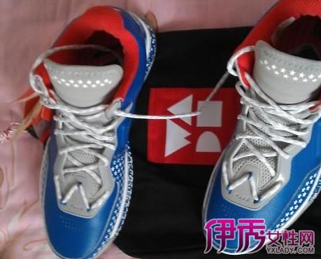 【图】星形鞋带的系法图解 小编带你揭秘系星形鞋带的窍门图片