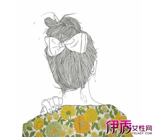 【女生头像手绘小清新】【图】女生头像手绘小清新