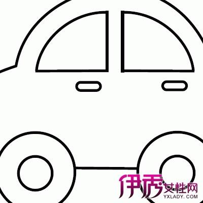 【图】盘点甲壳虫汽车的儿童简笔画