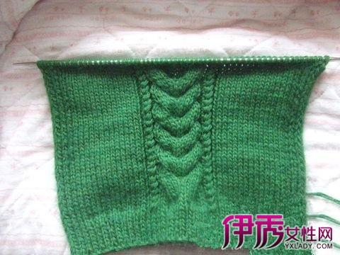 【图】宝宝毛衣背心编织图片分享 教你如何diy可爱的宝宝背心