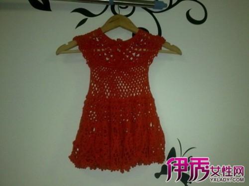 【宝宝毛线裙子钩针图解】【图】好看的宝宝毛线裙子